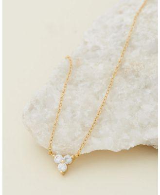 Avant Studio - Stephanie Necklace - Jewellery (Gold) Stephanie Necklace