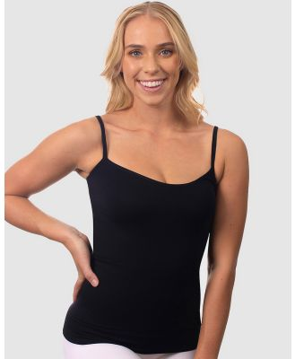 B Free Intimate Apparel - Smooth Touch Camisole - Lingerie (Black) Smooth Touch Camisole