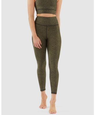 B.O.D by Rachael Finch - Ashes Leggings - Full Tights (Spruce) Ashes Leggings