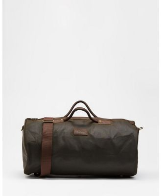 Barbour - Wax Holdall - Duffle Bags (Olive) Wax Holdall