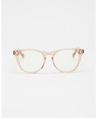 Baxter Blue - Nat Blue Light Blockers - Optical (Champagne) Nat Blue Light Blockers