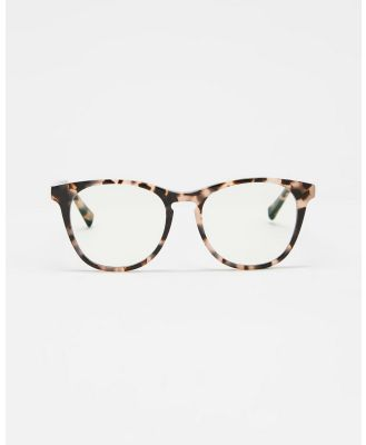 Baxter Blue - Nat Blue Light Blockers - Optical (Quartz Tortoise) Nat Blue Light Blockers
