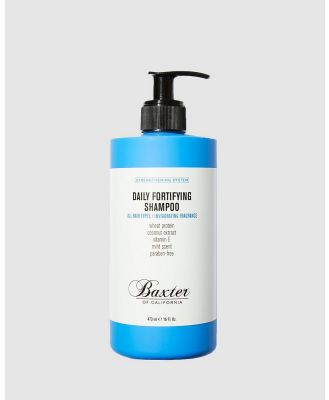 Baxter of California - Daily Fortifying Shampoo - Beauty (blue) Daily Fortifying Shampoo