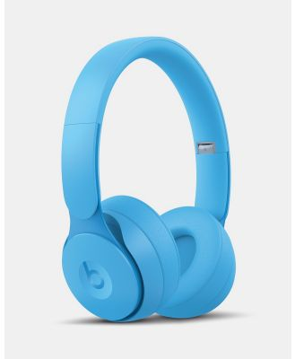 Beats by Dr. Dre - Beats Solo Pro Wireless Headphones   More Matte Collection - Tech Accessories (Light Blue) Beats Solo Pro Wireless Headphones - More Matte Collection