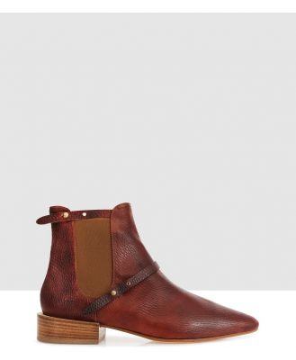 Beau Coops - Apsley Boots - Boots (Brown-200) Apsley Boots