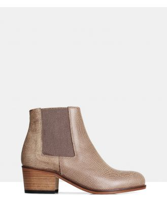 Beau Coops - Jerry Ankle Boots - Boots (052-TAUPE) Jerry Ankle Boots