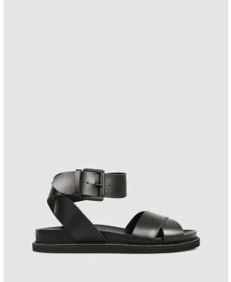 Beau Coops - Rona Sandals - Casual Shoes (BLACK-900) Rona Sandals