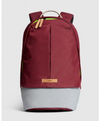 Bellroy - Classic Backpack Plus - Backpacks (red_purple) Classic Backpack Plus