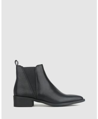Betts - Trip Ankle Boots - Boots (Black) Trip Ankle Boots