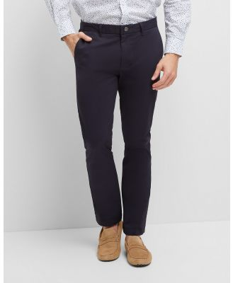 Blazer - Hawthorn Stretch Chinos - Pants (Navy) Hawthorn Stretch Chinos