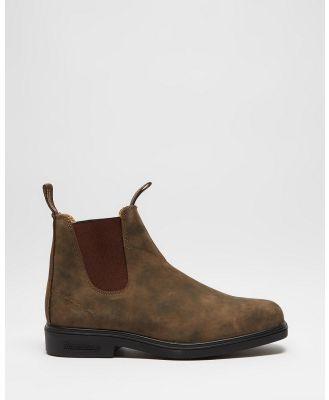 Blundstone - Blundstone 1306 - Boots (Brown) Blundstone 1306