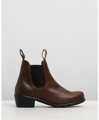 Blundstone - Blundstone 1673   Women's - Boots (Antique Brown) Blundstone 1673 - Women's