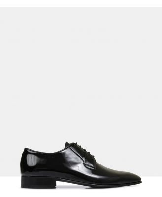 Brando - Ellis Brando Lace Up - Dress Shoes (Patent Black) Ellis Brando Lace Up