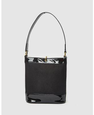 Brie Leon - Mini Bucket Bag - Handbags (Black) Mini Bucket Bag