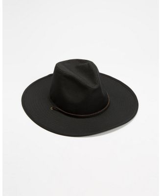 Brixton - Field Hat - Hats (Black) Field Hat