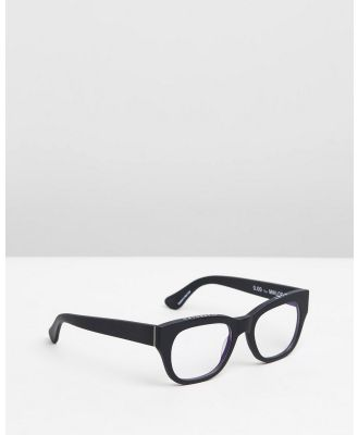 Caddis - Miklos Optical Glasses   Blue Light Lenses - Optical (Matte Black) Miklos Optical Glasses - Blue Light Lenses