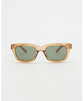 Cancer Council - Kanowna - Sunglasses (Caramel) Kanowna