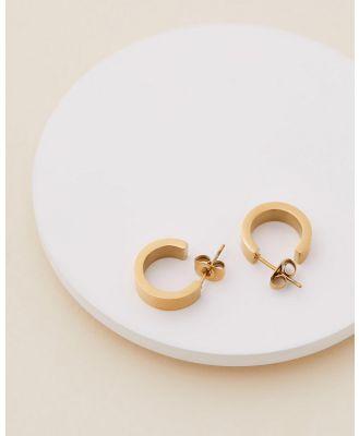 Carly Paiker - Peko Huggies - Jewellery (Gold) Peko Huggies