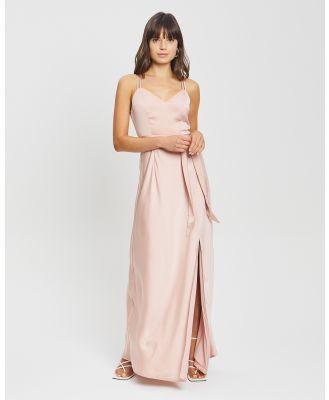 CHANCERY - Lyn Bias Dress - Bridesmaid Dresses (Blush) Lyn Bias Dress