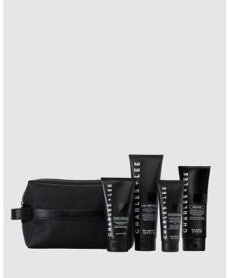 Charles + Lee - Active Man Gift Pack - Beauty (Black) Active Man Gift Pack
