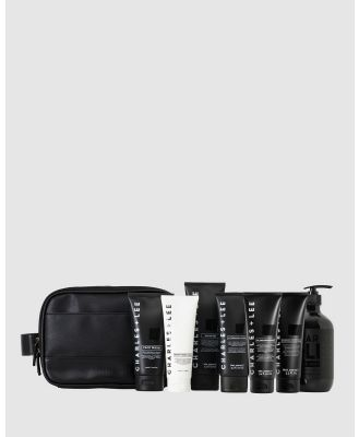 Charles + Lee - Discovery Gift Set - Beauty (Black) Discovery Gift Set
