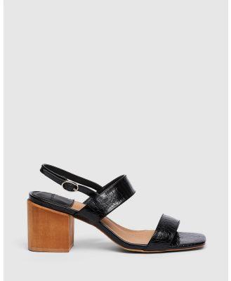 cherrichella - Corso Heels - Heels (Black) Corso Heels