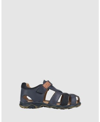 CIAO - Hunter - Sandals (Navy) Hunter