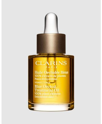 Clarins - Blue Orchid Face Treatment Oil   Dehydrated Skin 30mL - Face Oils (80054593) Blue Orchid Face Treatment Oil - Dehydrated Skin 30mL