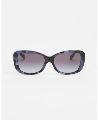 Coach - 0HC8286 - Sunglasses (Blue Gradient) 0HC8286