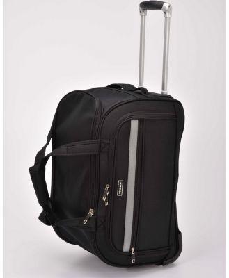 Cobb & Co - Devonport Medium Wheel Bag - Travel and Luggage (black) Devonport Medium Wheel Bag