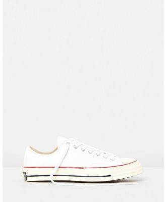 Converse - Chuck Taylor All Star 70 Ox   Unisex - Sneakers (White) Chuck Taylor All Star 70 Ox - Unisex
