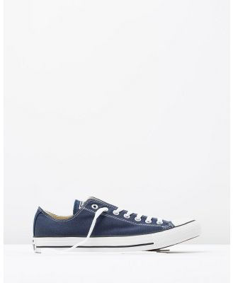 Converse - Chuck Taylor All Star Ox - Sneakers (Navy) Chuck Taylor All Star Ox