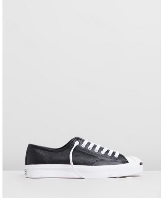 Converse - Jack Purcell Sneakers   Unisex - Sneakers (Black & White) Jack Purcell Sneakers - Unisex