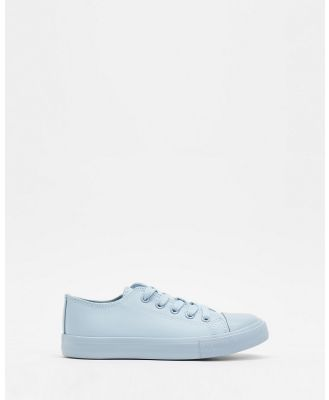 Cotton On Kids - Classic Trainers   Kids - Sneakers (Dusty Blue) Classic Trainers - Kids
