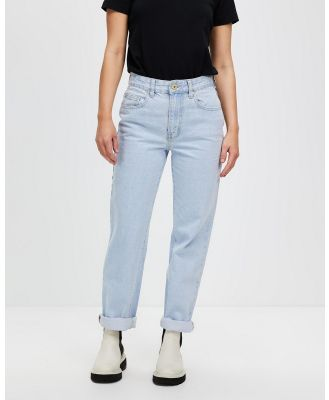 Cotton On Petite - Petite Straight Jeans - Jeans (Addis Blue) Petite Straight Jeans