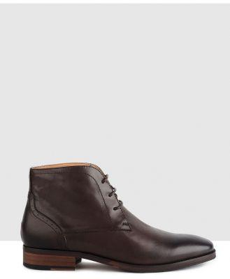 Croft - Devon - Boots (Brown) Devon