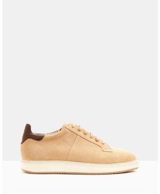 Croft - Zampa - Casual Shoes (Beige) Zampa