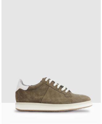 Croft - Zampa - Casual Shoes (Khaki) Zampa
