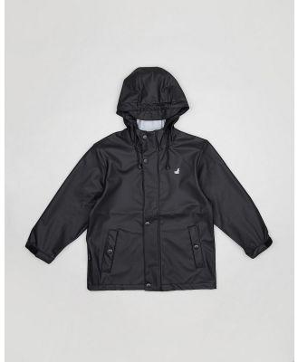 Crywolf - Play Jacket - Coats & Jackets (Black) Play Jacket