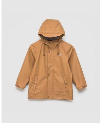 Crywolf - Play Jacket - Coats & Jackets (Brown) Play Jacket