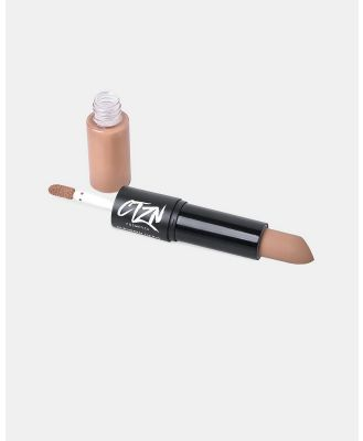 CTZN Cosmetics - Nudiversal Lip Duo Barbados - Beauty (Shade 3 Barbados) Nudiversal Lip Duo Barbados