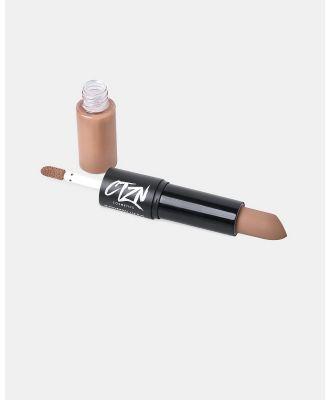 CTZN Cosmetics - Nudiversal Lip Duo Cannes - Beauty (Shade 4 Cannes) Nudiversal Lip Duo Cannes