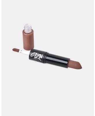 CTZN Cosmetics - Nudiversal Lip Duo Lahore - Beauty (Shade 14 Lahore) Nudiversal Lip Duo Lahore
