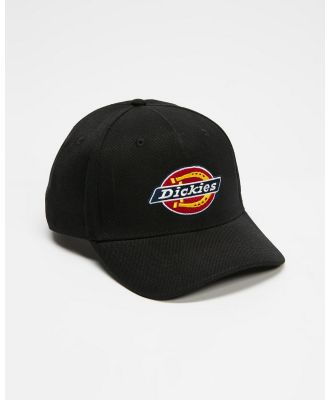 Dickies - H.S Fort Worth Cap - Headwear (Black) H.S Fort Worth Cap