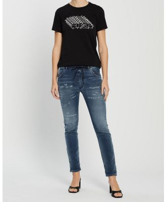 Diesel - Krailey R NE Jogg Jeans - Relaxed Jeans (Dark Blue) Krailey R-NE Jogg Jeans