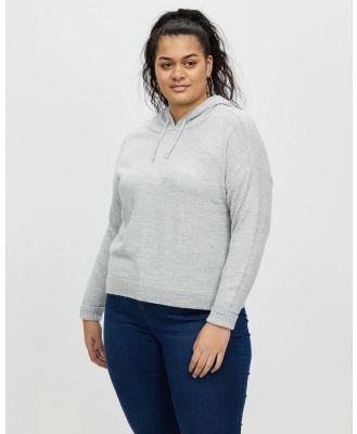 DP Curve - Loungewear Hoodie - Hoodies (Grey) Loungewear Hoodie