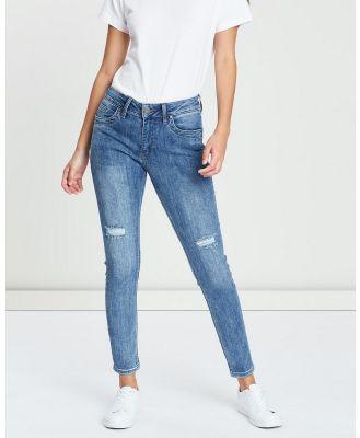 DRICOPER DENIM - Lauren Denim Jeans - Jeans (Mid Wash) Lauren Denim Jeans
