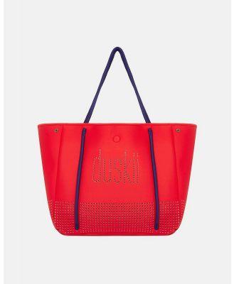 Duskii - Duskii Weekender - Beach Bags (Red) Duskii Weekender