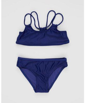 Duskii - Mia Bikini Set   Teens - Bikini Set (Navy) Mia Bikini Set - Teens