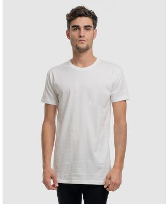 DVNT - Devoid Premium Tee - T-Shirts & Singlets (Crisp White) Devoid Premium Tee